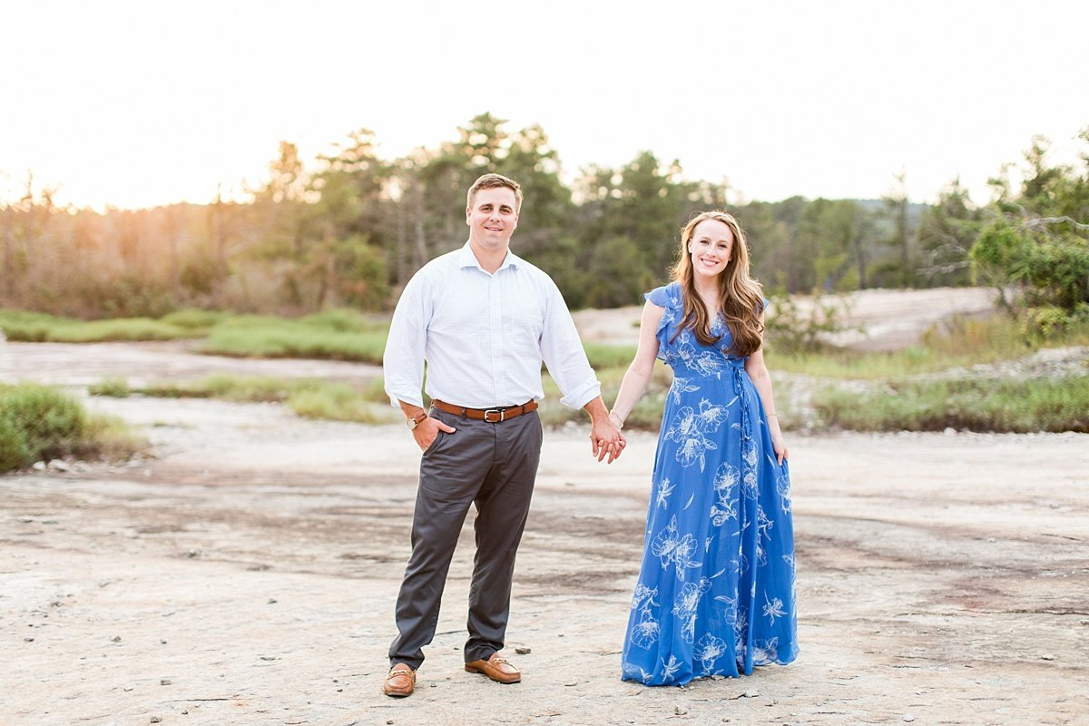 Arabia Mountain_Atlanta_Engagement Photos_0013