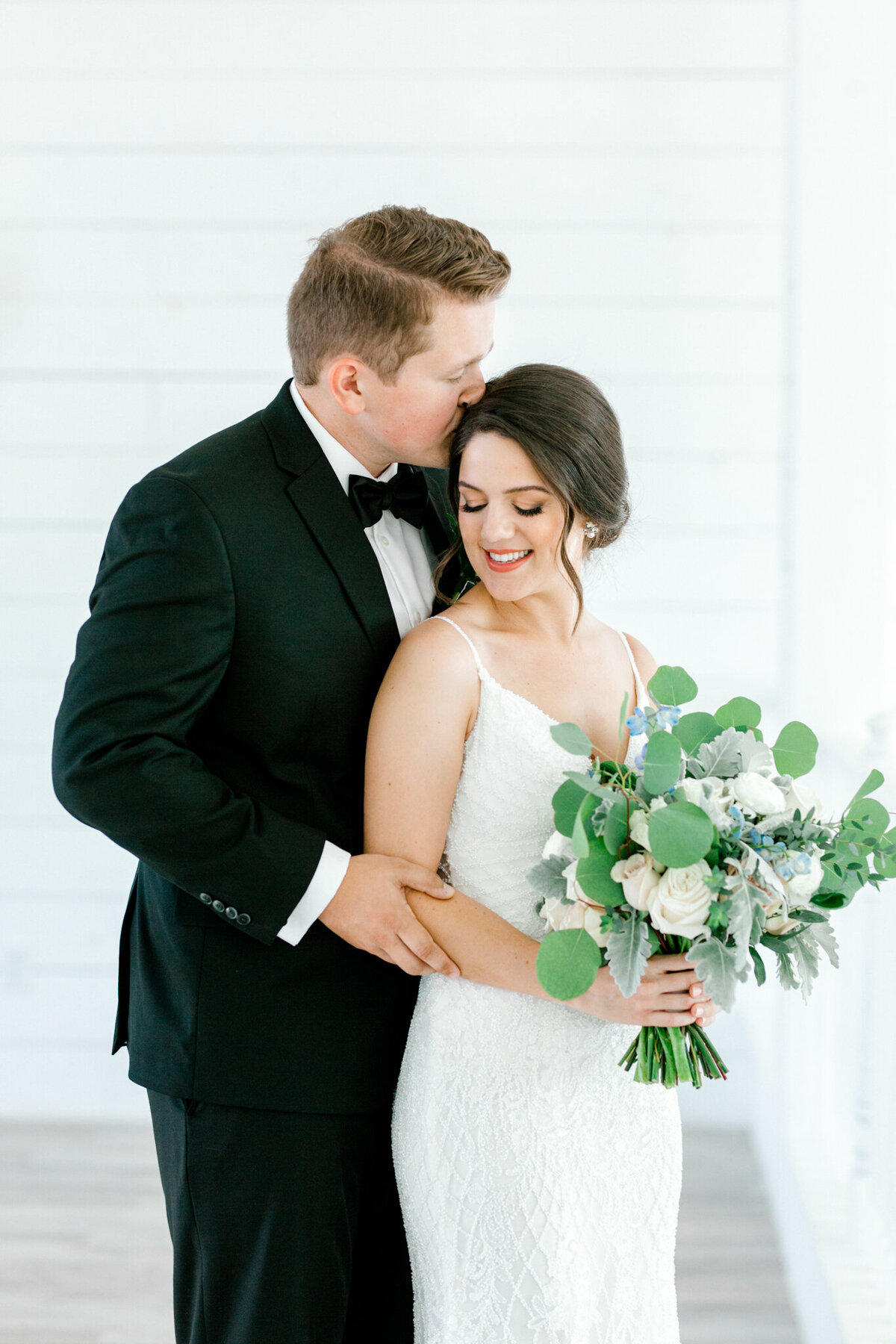 Anna & Billy's Wedding at The Nest at Ruth Farms | Dallas Wedding Photographer | Sami Kathryn Photography-106