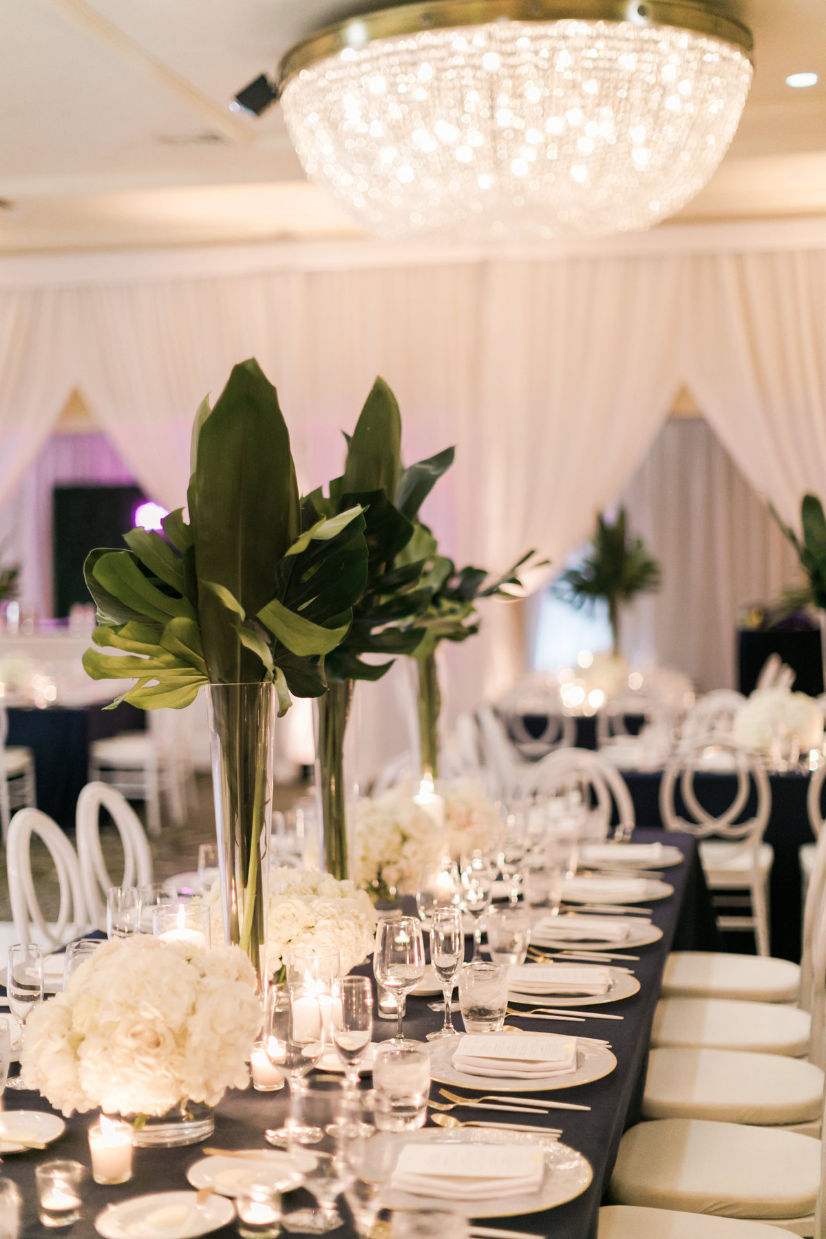Tropical_Modern_Fairmont_Santa_Monica_Navy_Pink_Wedding_Valorie_Darling_Photography - 119 of 146