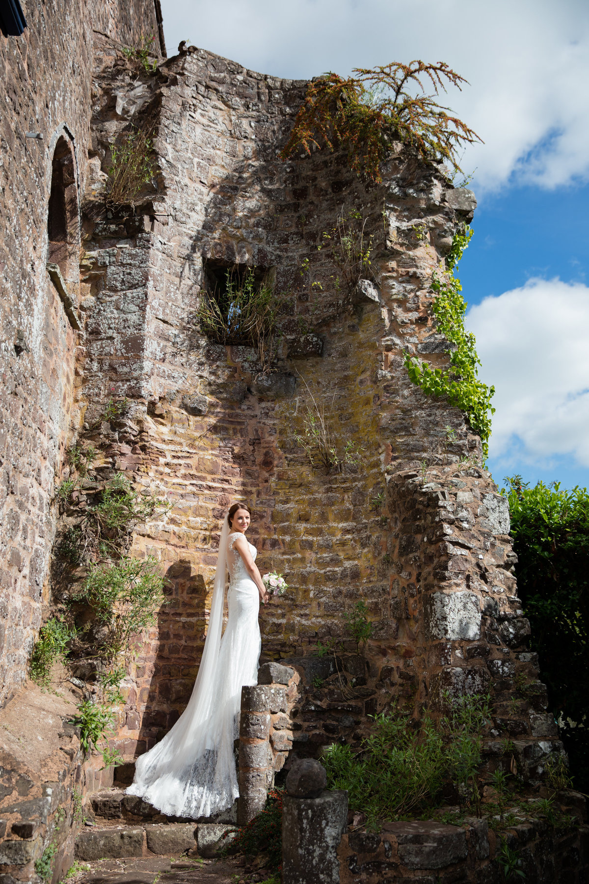 bickleigh castle wedding photographer