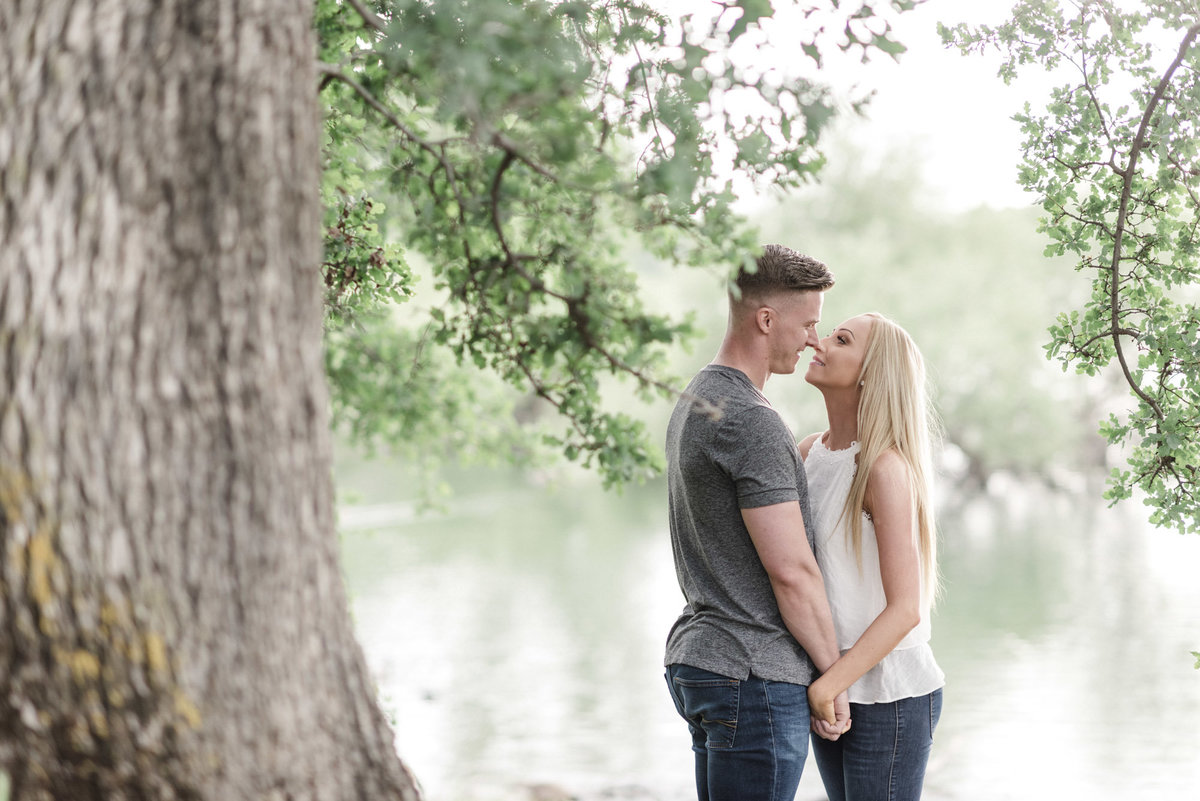 Sacramento Folsom Lake Tahoe Engagement Photography-21