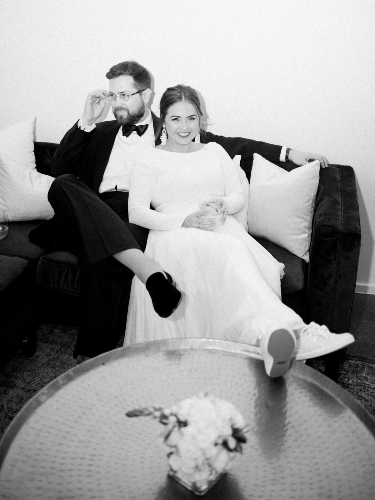 Courtney Hanson Photography - Festive Holiday Wedding in Dallas at Hickory Street Annex-4326