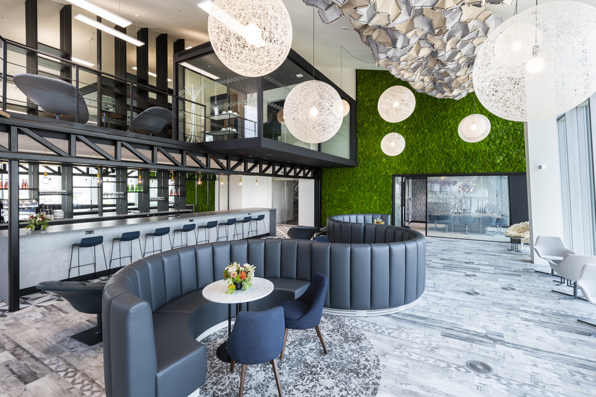 Area  office design ronan erwan bouroullec kravatt clouds sound panels  images