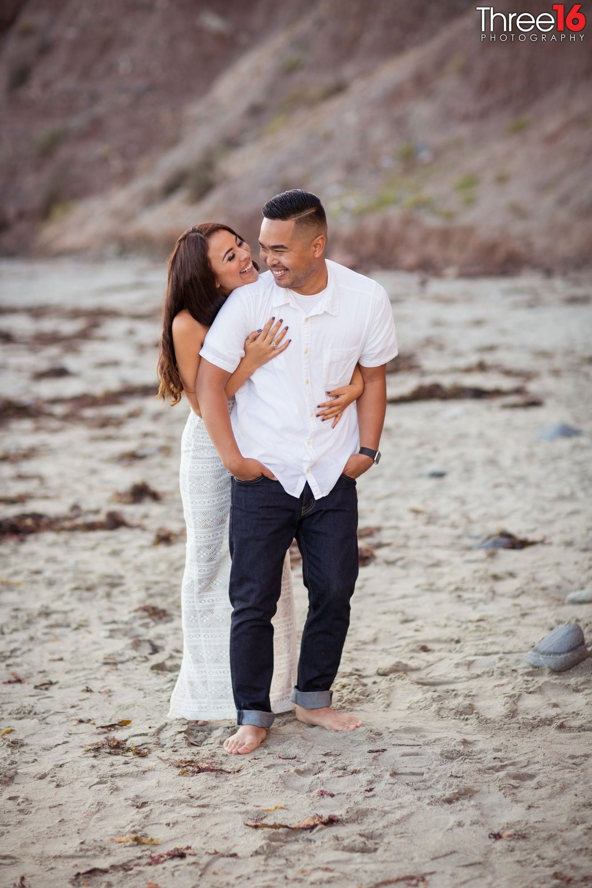 Doheny State Beach Engagement Photos Dana Point Orange County Weddings