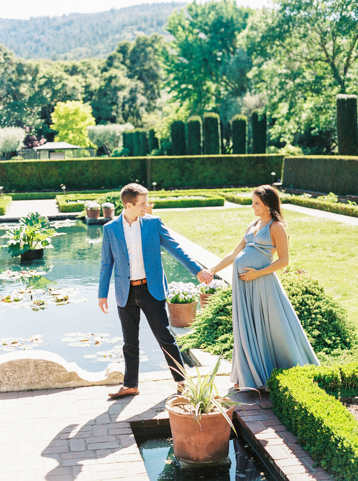 Olivia Marshall Photography-Filoli Maternity Photos-19