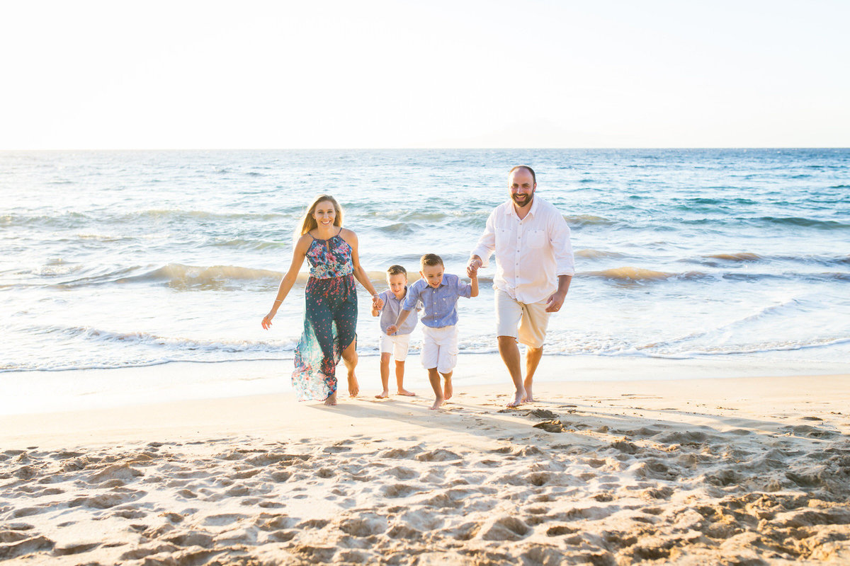 Hawaii Family Photographers