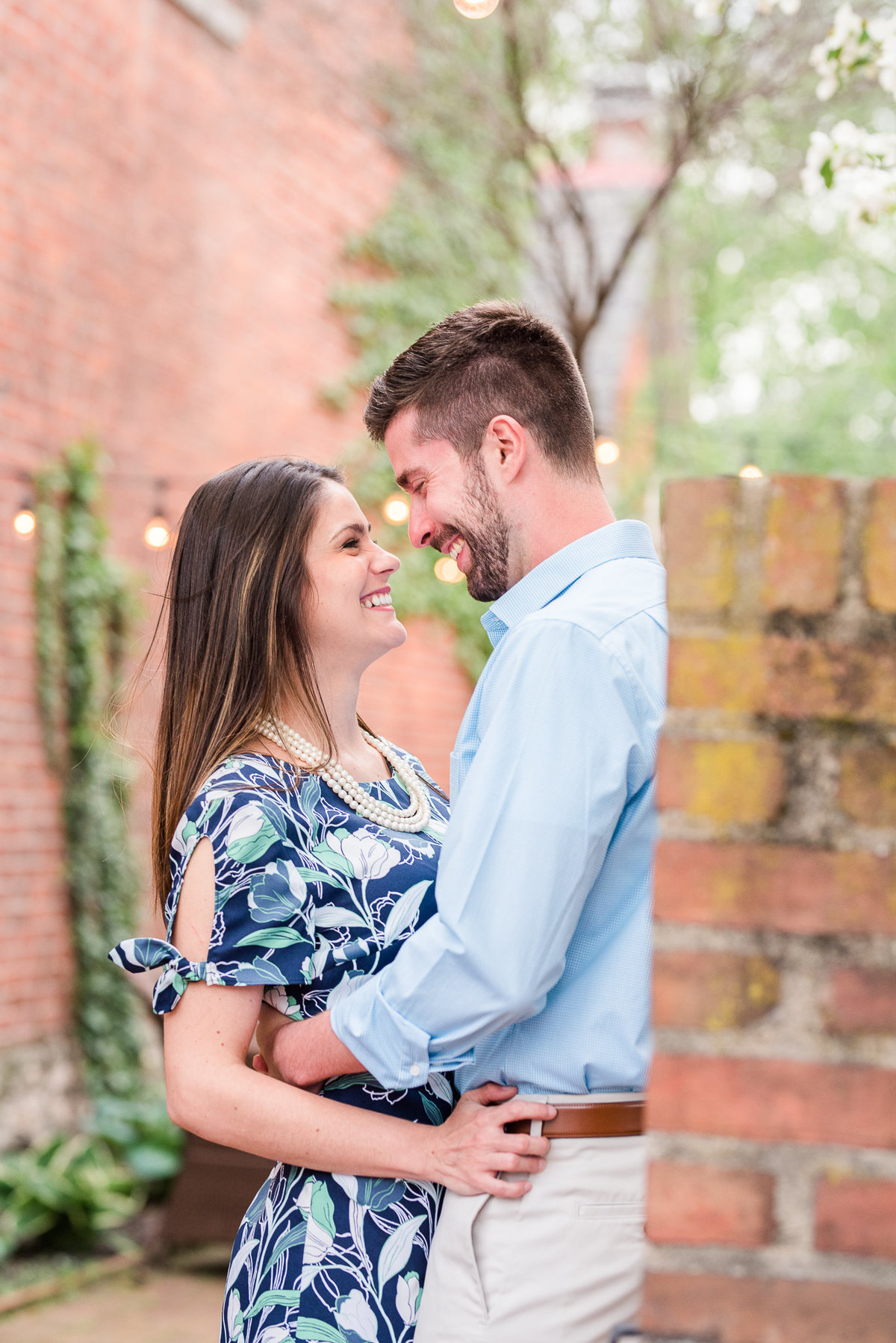 German Village Engagement Session  by Belinda Jean Photography-3-2