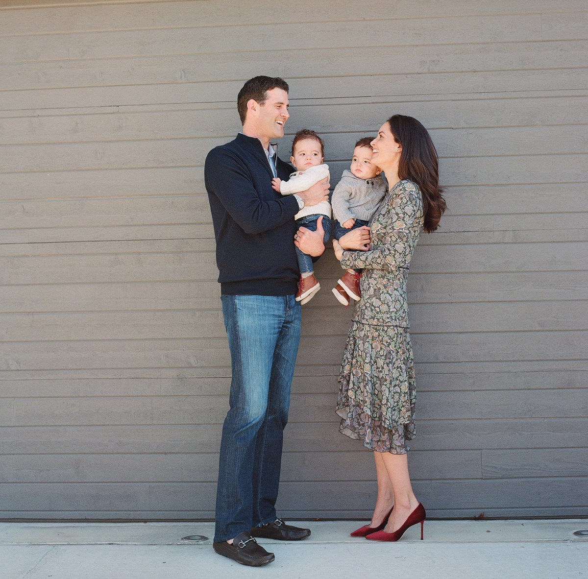 Dallas family portrait photography