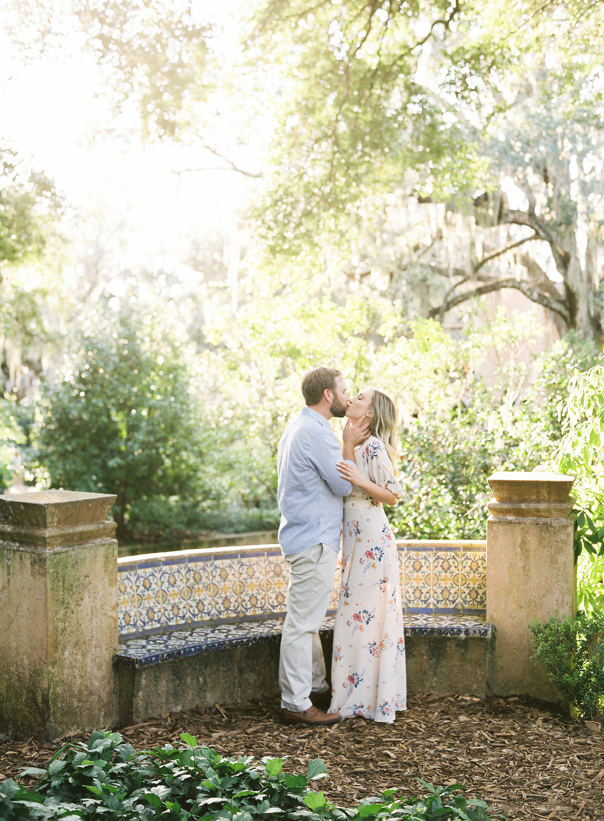 Bok_Tower_Garden_Film_Fine_Art_Engagement_Session-27