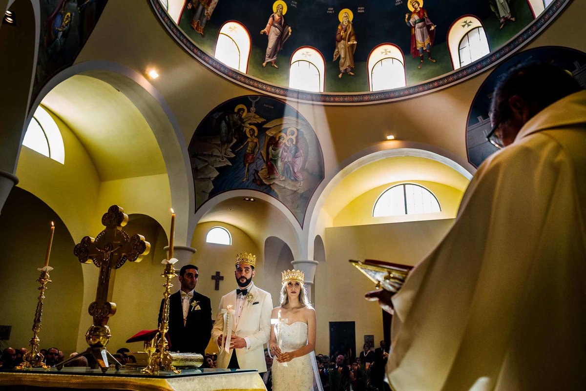 wedding ceremony in el paso by stephane lemaire photography