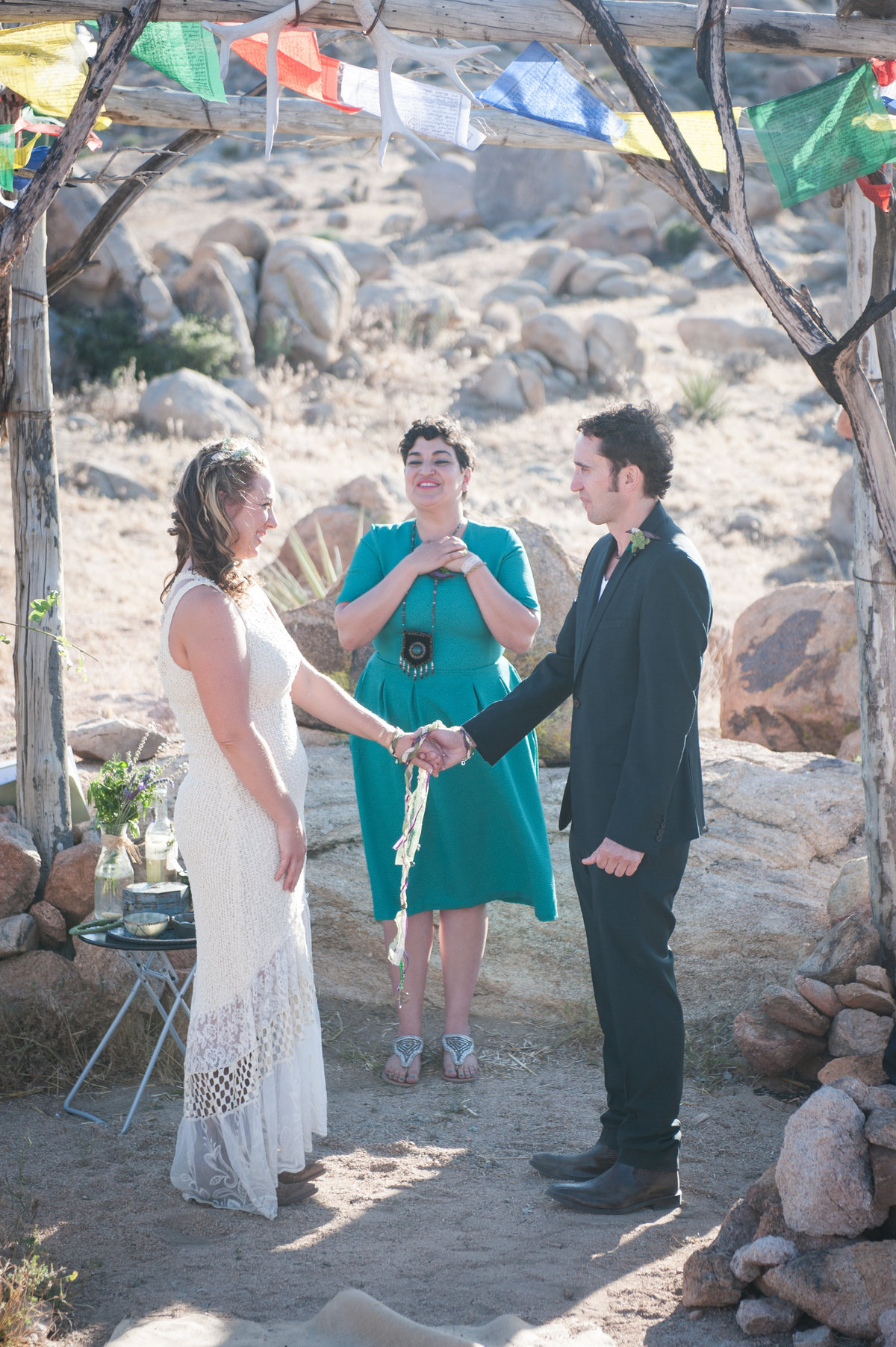 Destination Wedding Photography Joshua Tree Wedding Photography Le Haut Desert Aerie068