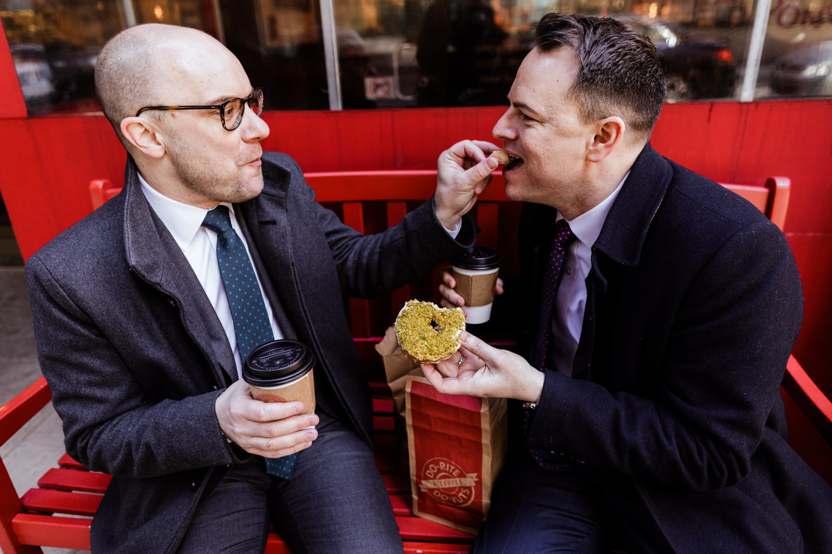 Do-Rite-Donuts-Elopement-LGBTQ-Friendly-Photographer