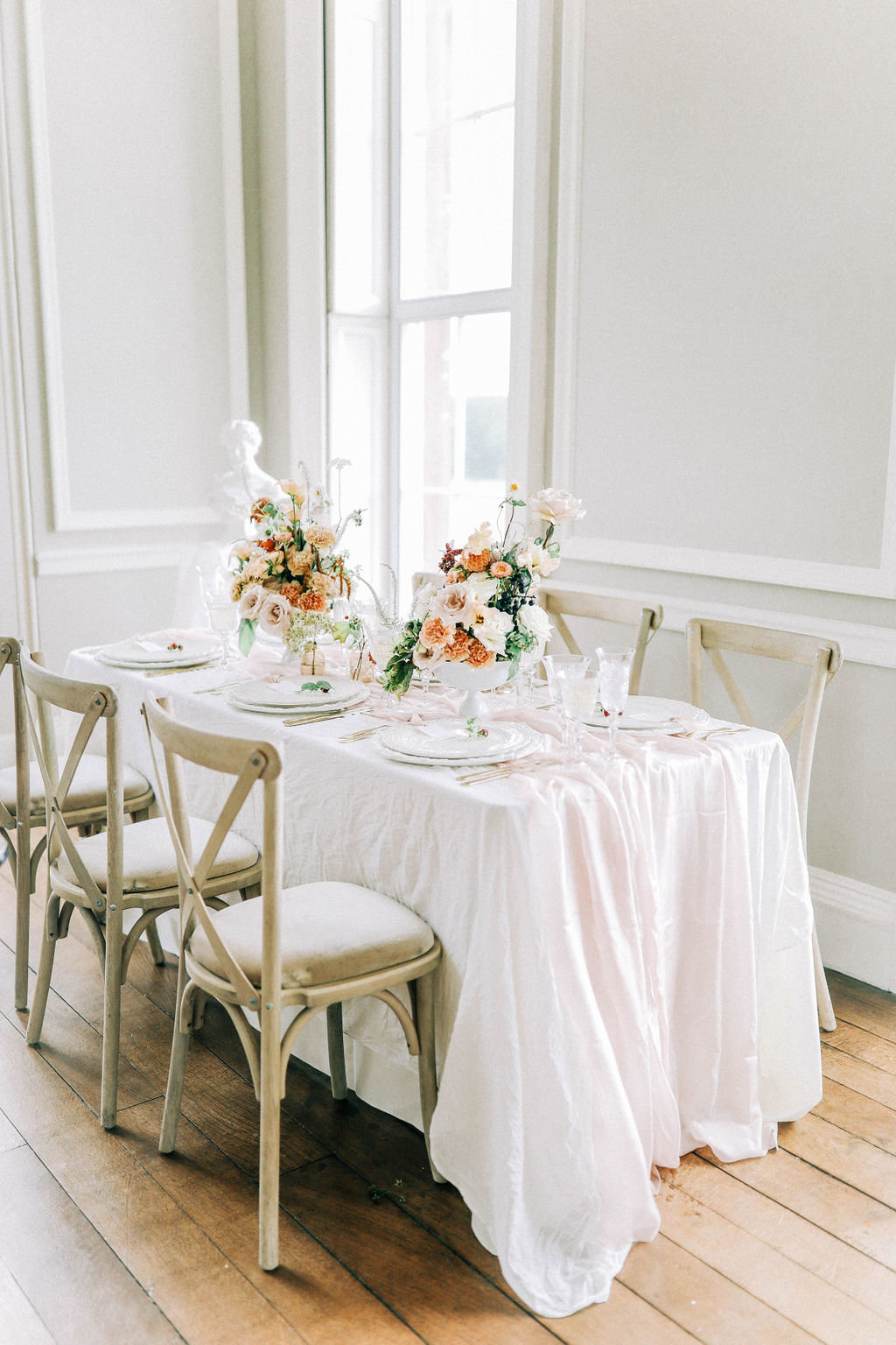 Fine Art Wedding Table Styling Inspiration