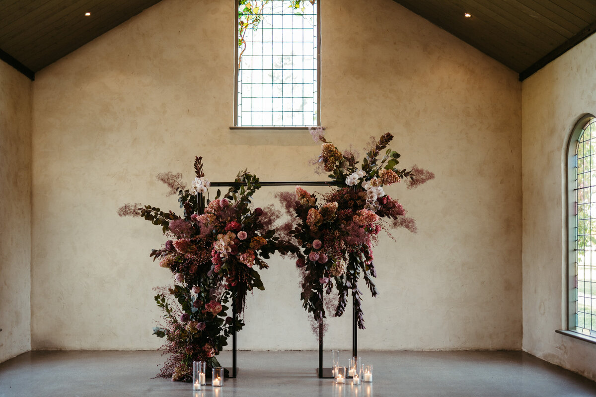 Gallery of floral work at Stones of the Yarra Valley  by Sassafras Flower Design