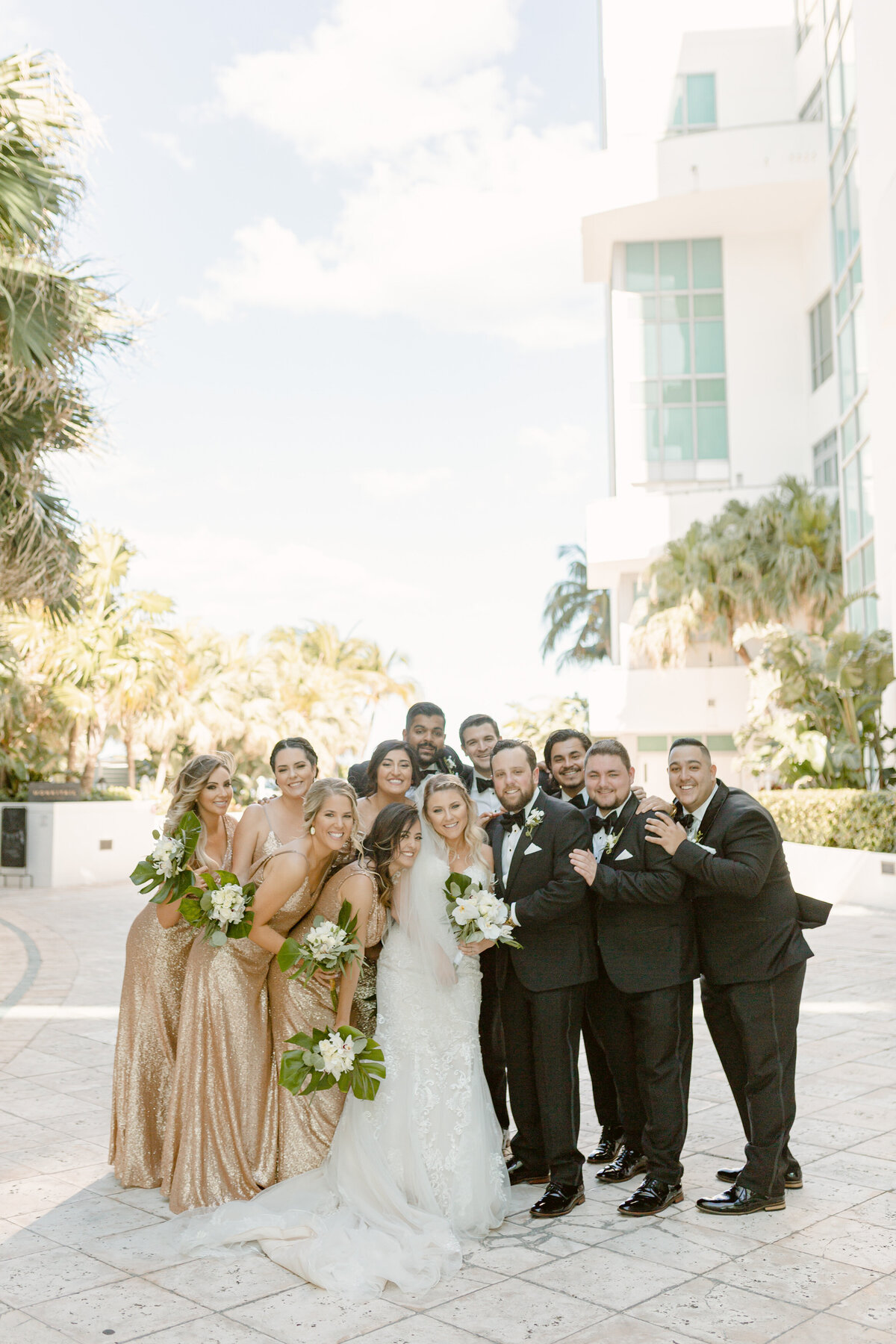 Wedding at the Grand Floridian in Lake Buena Vista, Florida 38