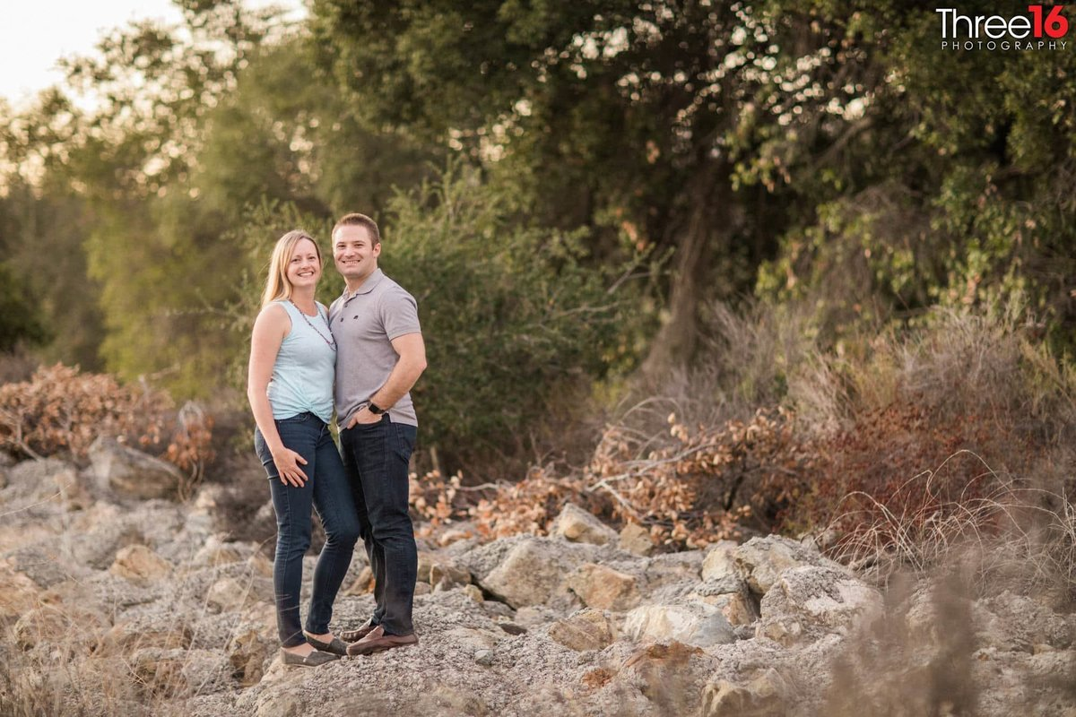 Whiting Ranch Wilderness Park Engagement Photos Trabuco Canyon Nature Photographer
