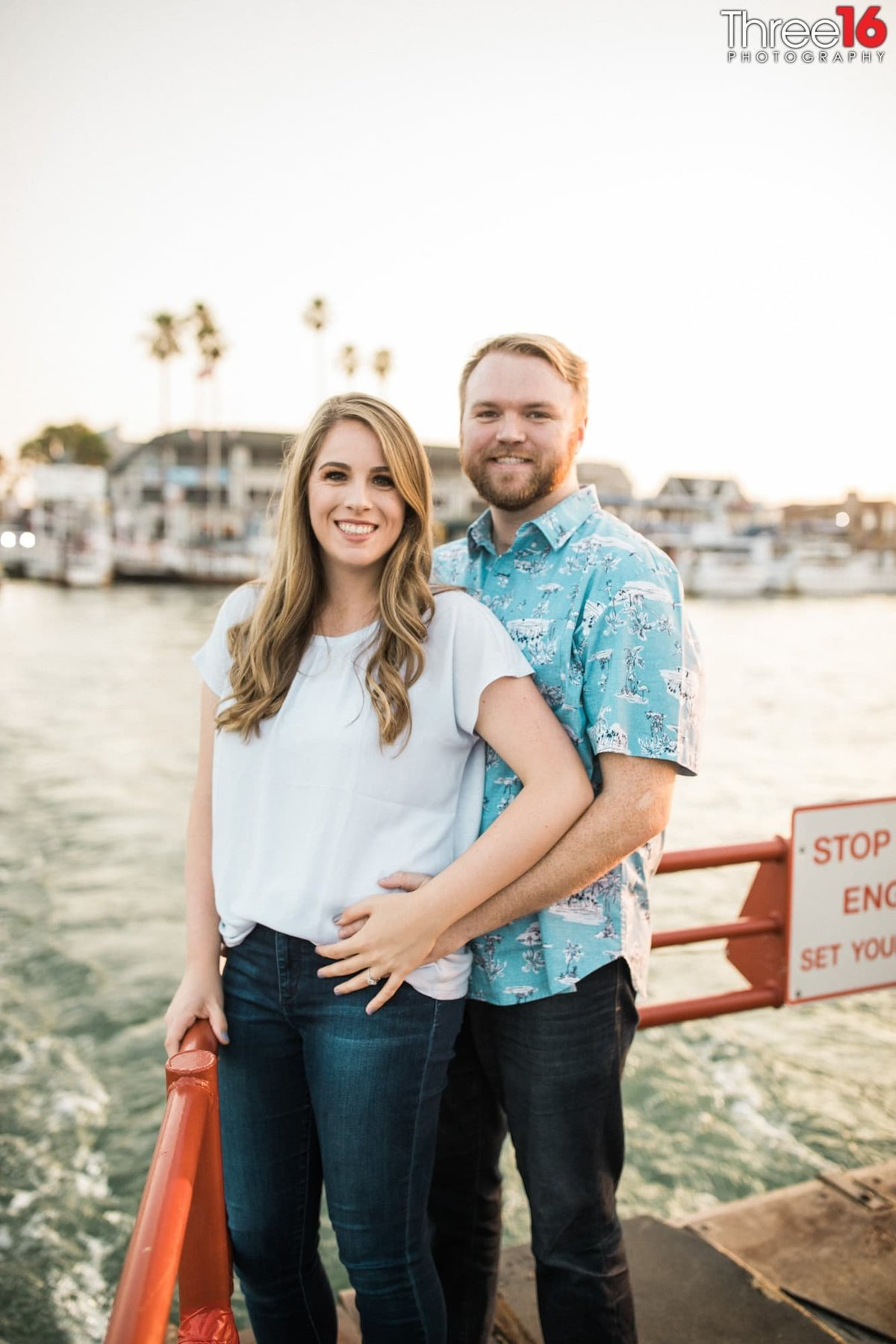 Balboa Island Engagement Photo Session Newport Beach Photography