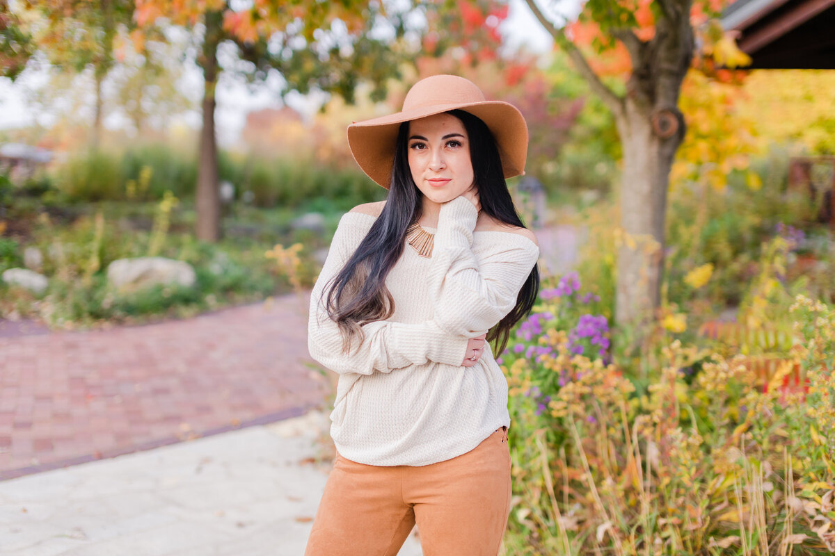 Beautiful Senior Session at Independance Grove Forest Preserve, Libertyville IL Maira Ochoa Photography-18