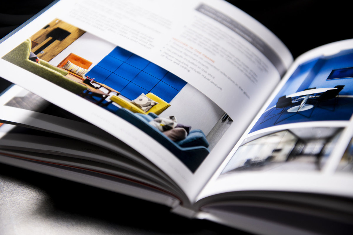 interior photography training book