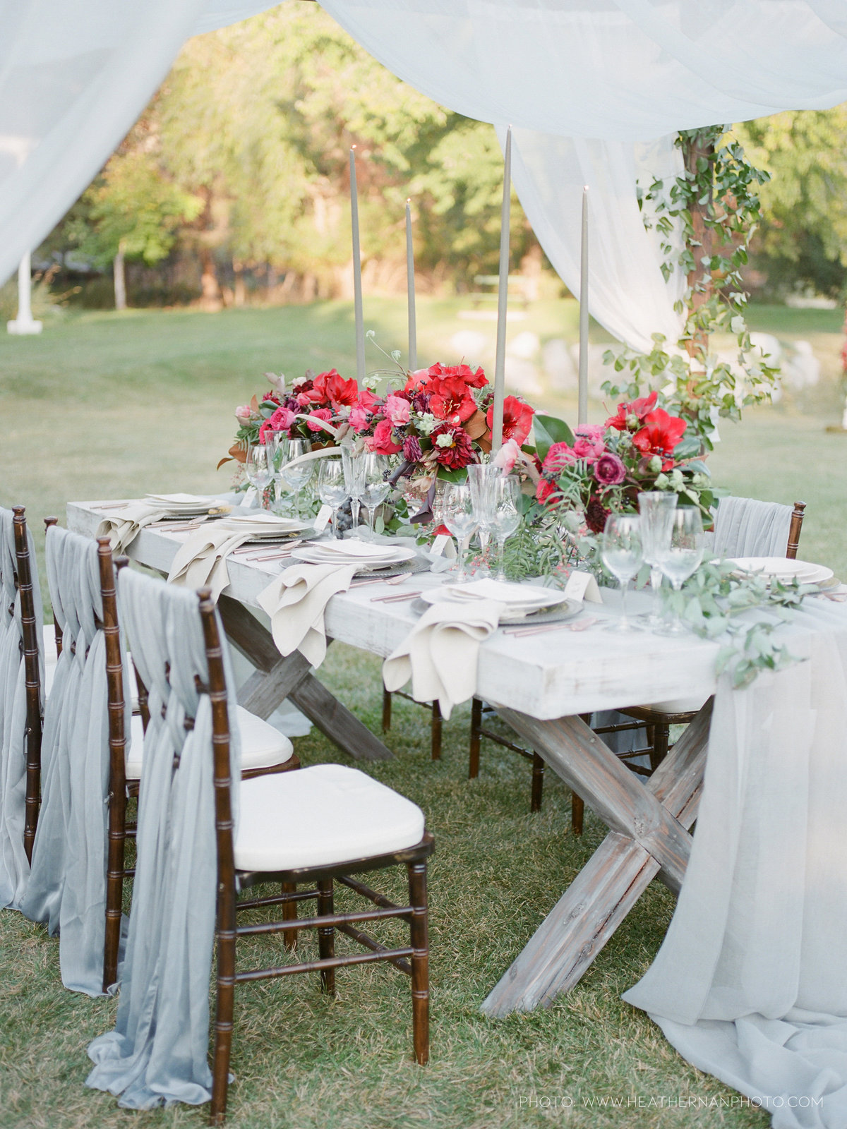 Utah Florist_Romantic Vineyard Wedding_Red Wedding Ideas-0139
