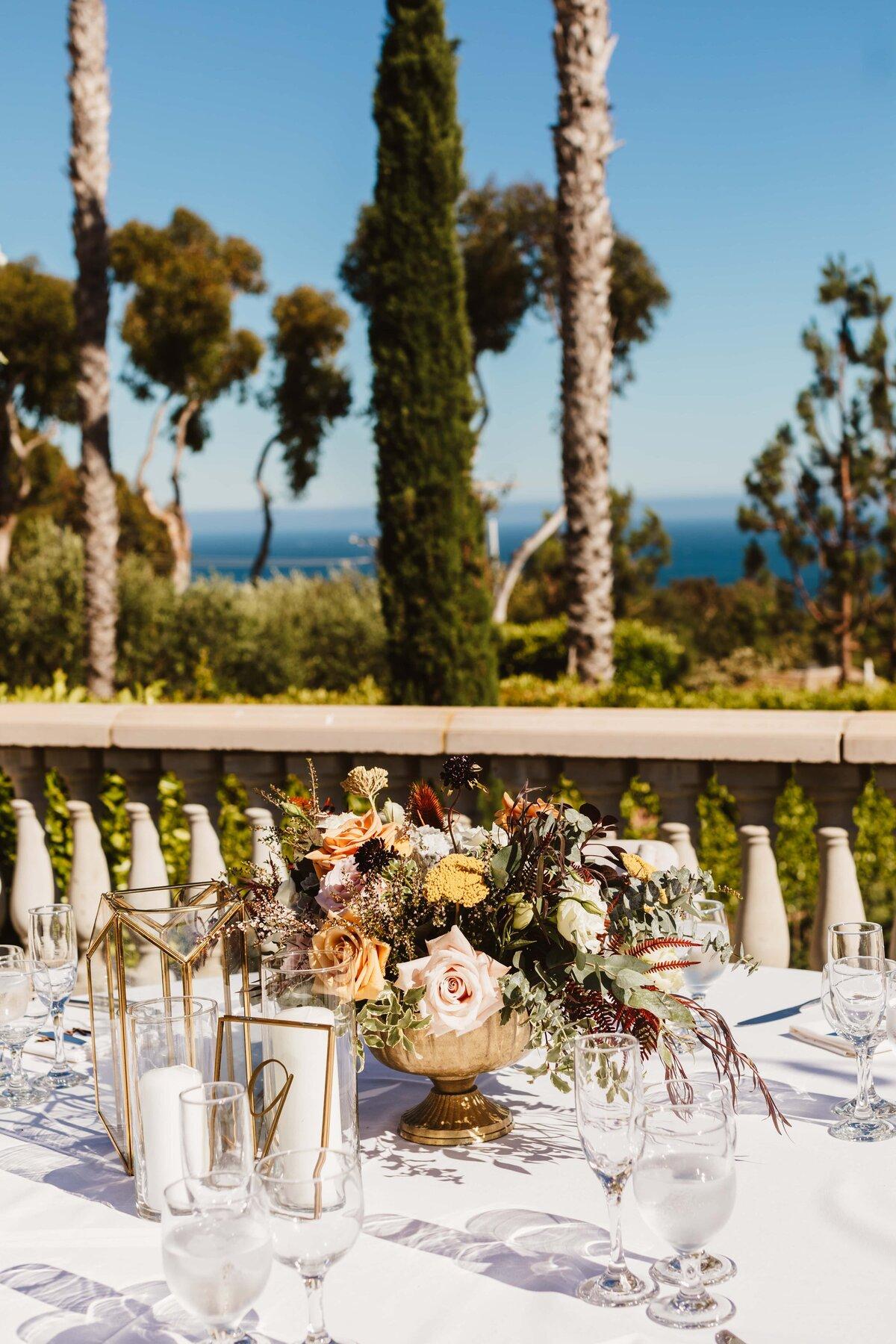 Wedding Adrienne And Regan In Malibu California