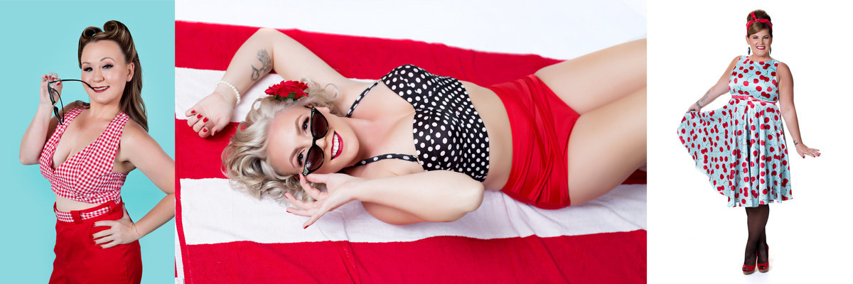 NWI pinup photographer