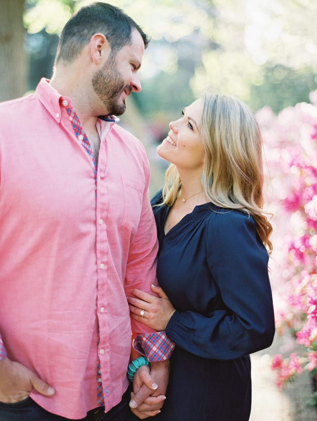 Courtney Hanson Photography - Dallas Spring Engagement Photos-002
