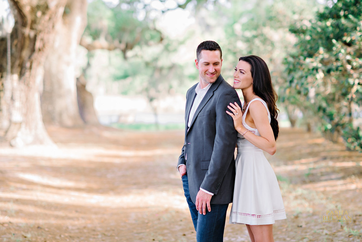 Charleston Engagement Photography | Engagement Pictures in Charleston | Engagement Portraits by Pasha Belman Photographer-9