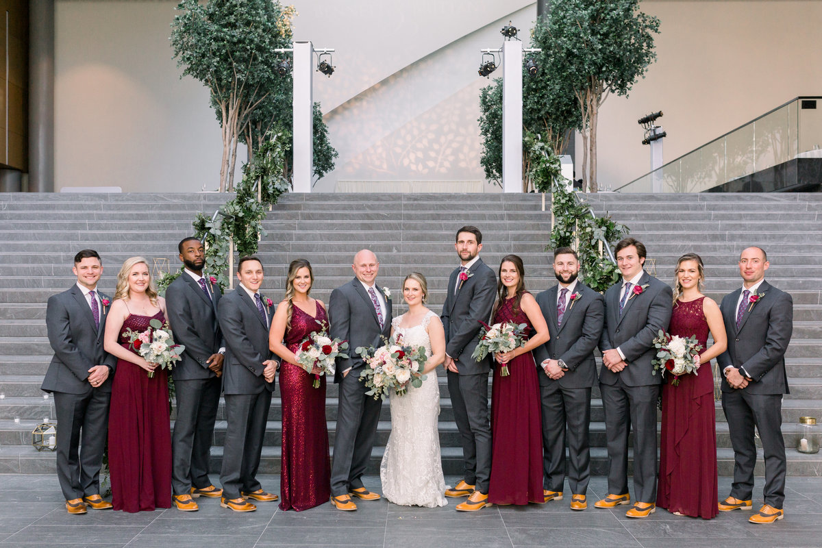 Ben and Brittany Married-Wedding Party-Samantha Laffoon Photography-2