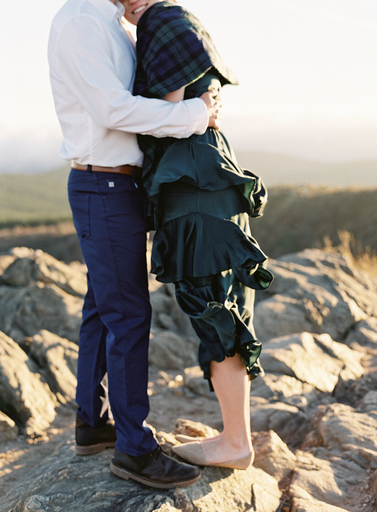 Asheville North Carolina Wedding Enagagement Photographer Blue Ridge Parkway Session-41