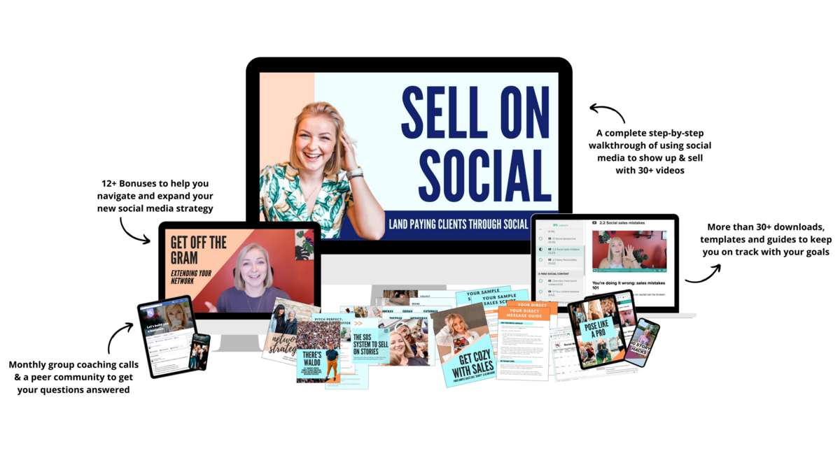 12+ Bonuses to help you navigate and expand your new social media strategy