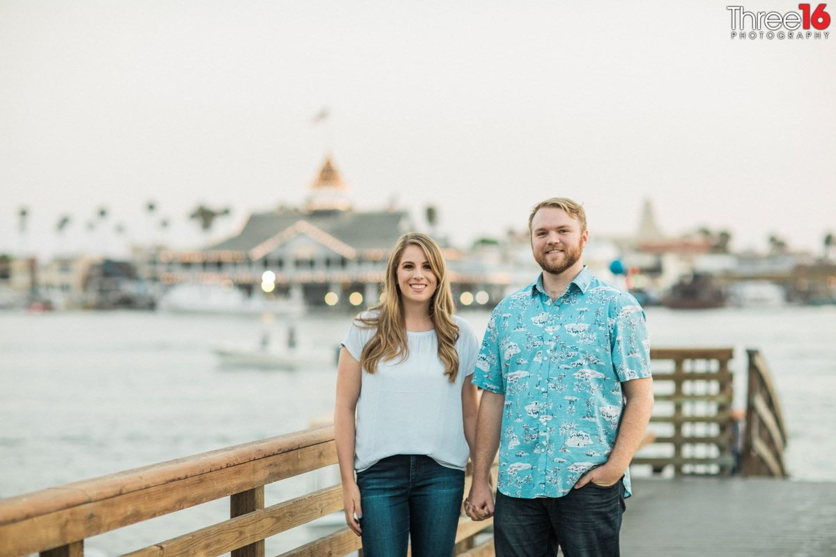 Balboa Island Engagement Session Newport Beach