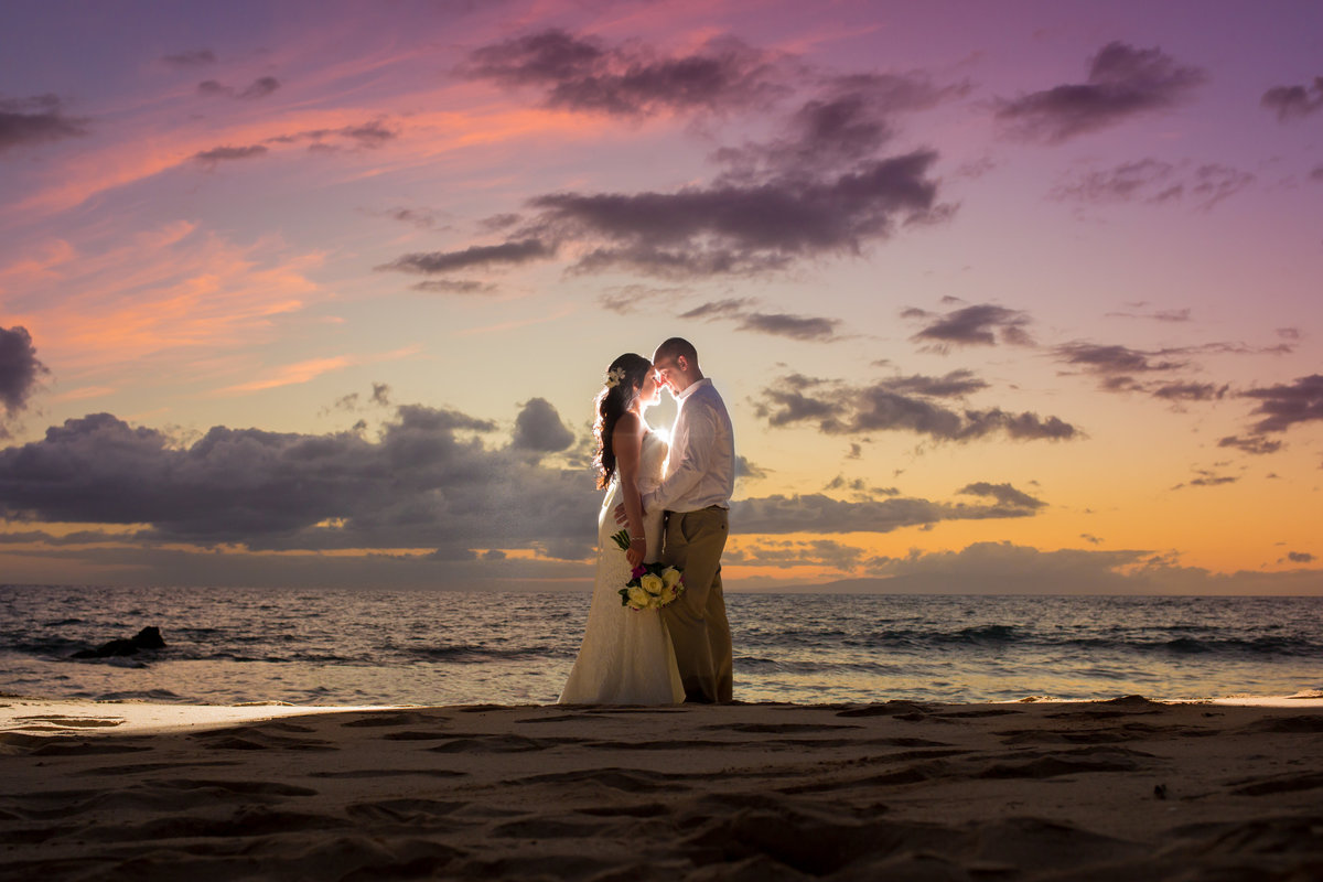 Wedding Photographers in Maui, Hawaii