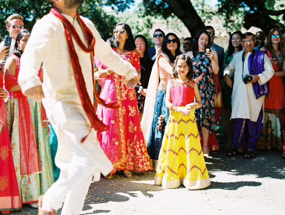 baraat at holman ranch