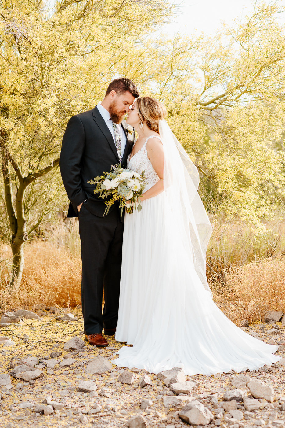 Intimate Arizona Wedding - Parker Micheaels Photography-54