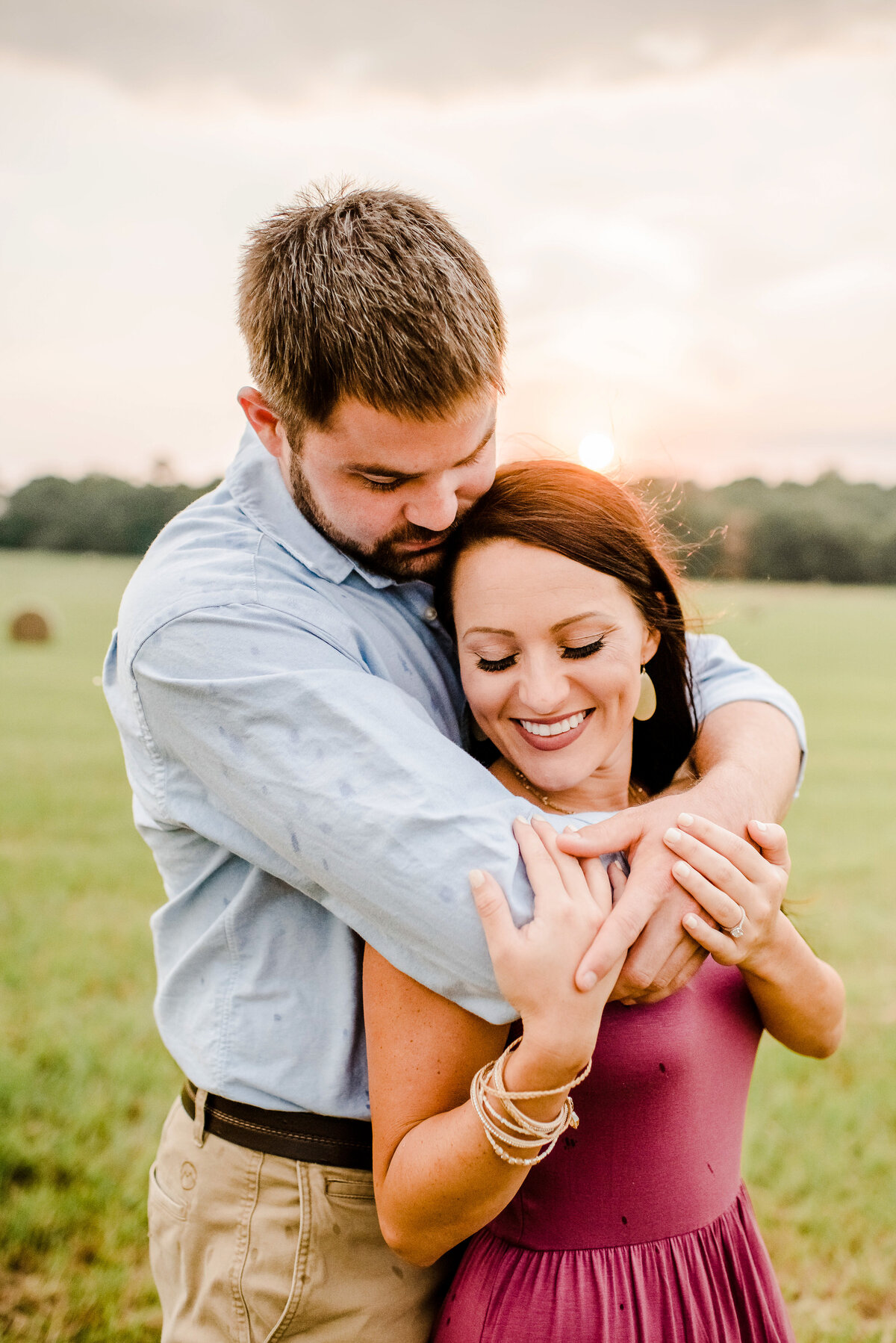 Laurel Hill, FL | Engagment Photos | Jennifer G Photography-4