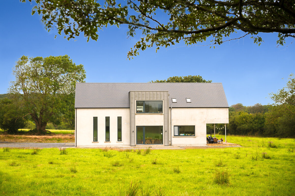 Architect designed house in Kerry