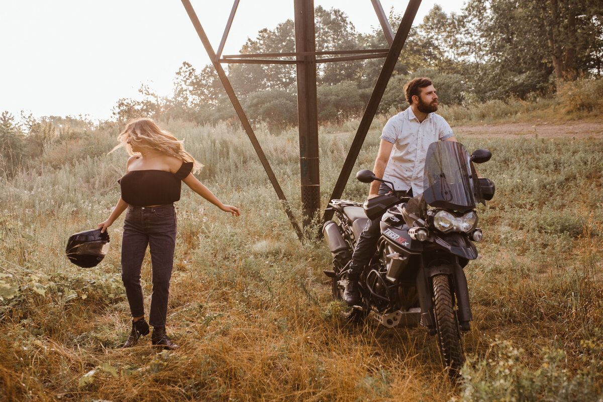 toronto-outdoor-fun-bohemian-motorcycle-engagement-couples-shoot-photography-35