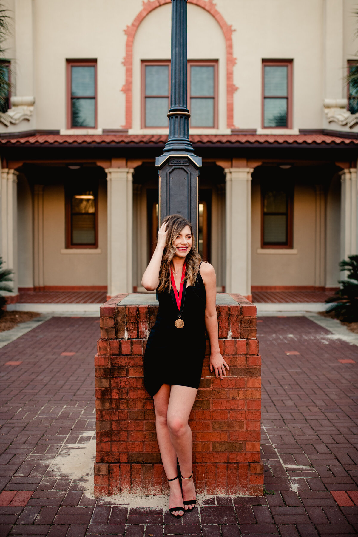 Valdosta State University grad pictures photographer