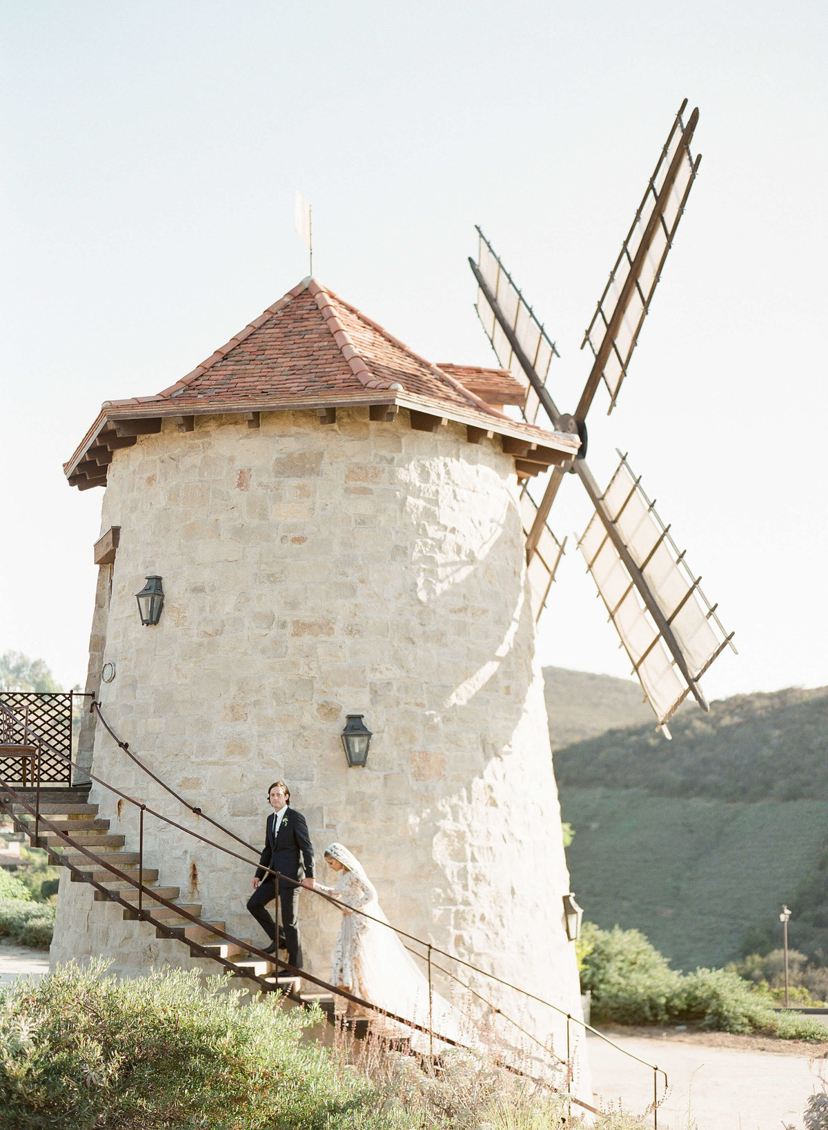 10-KTMerry-weddings-Cal-a-Vie-windmill