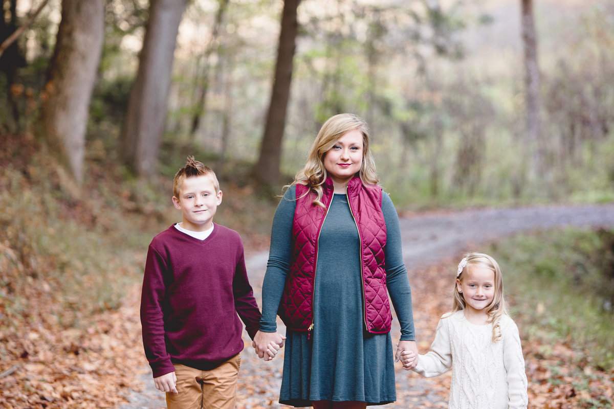 Southwest Virginia Family Portraits