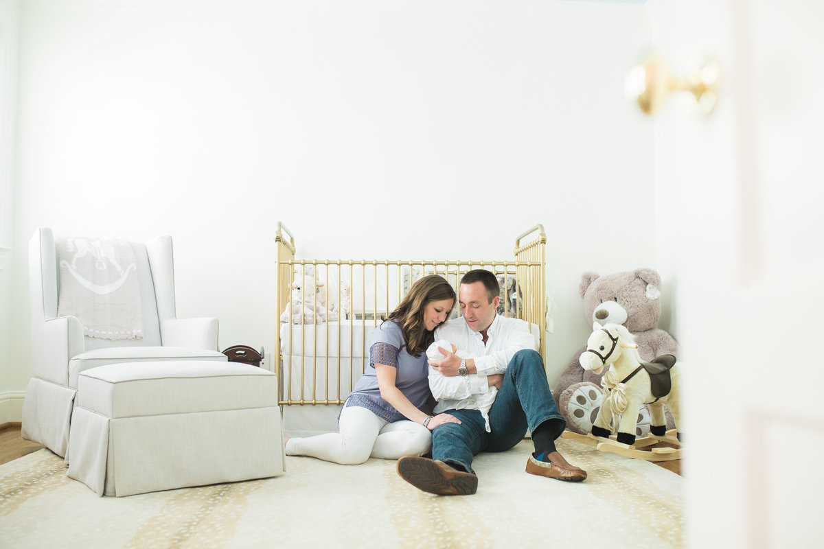 Raleigh newborn session
