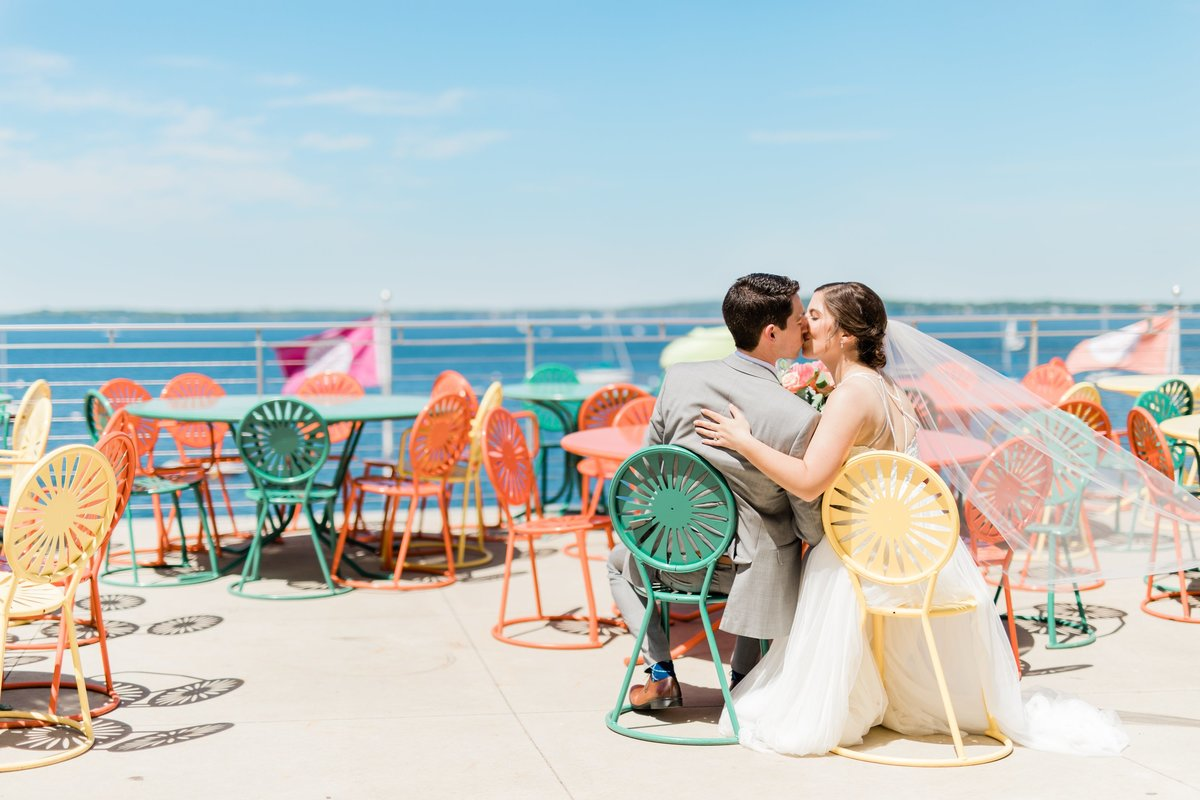 MONONA TERRACE WEDDING