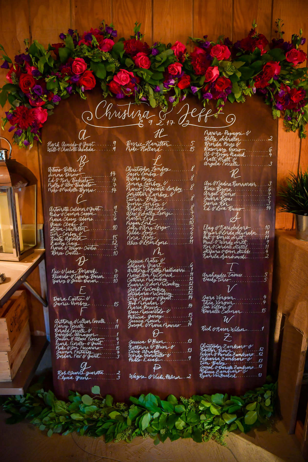 Perona Farms Barn NJ Wedding Planner17