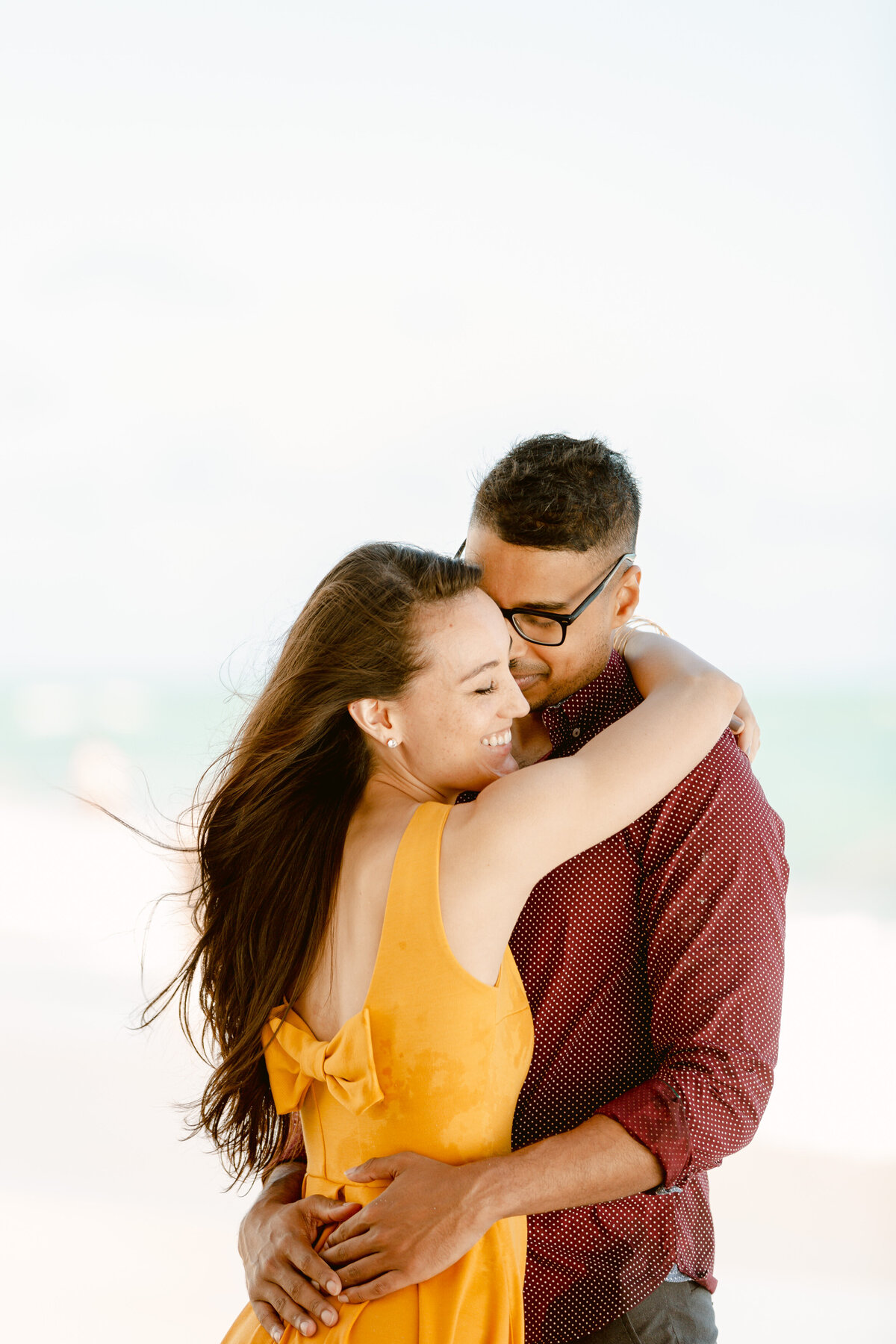 Sunny Isles Beach Engagement Photography Session 27