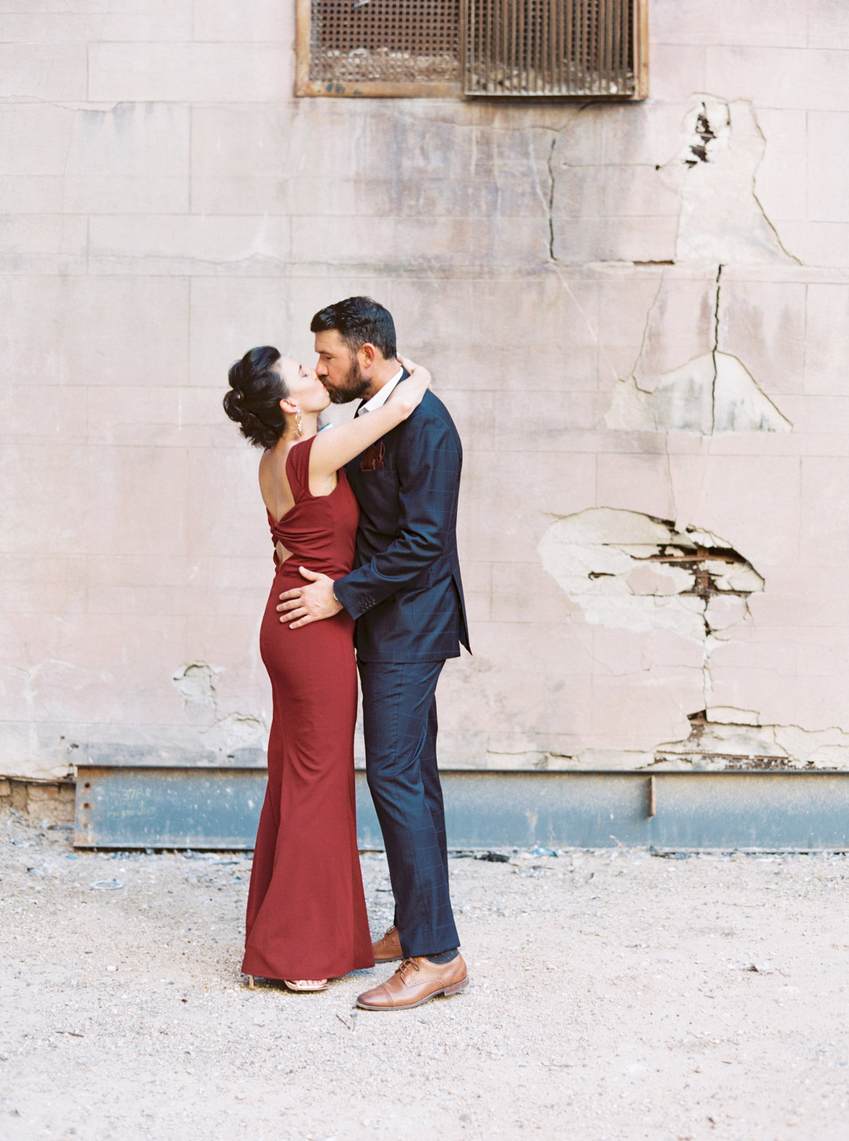 Phoenix Arizona Engagement Session - Mary Claire Photography-1