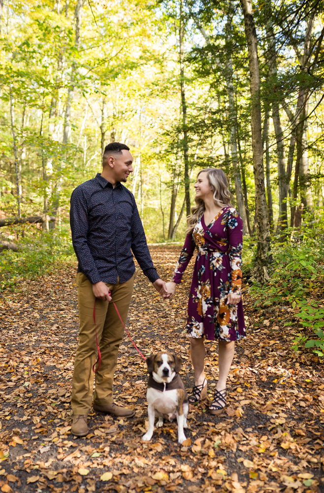 southford falls fall engagement session-4110