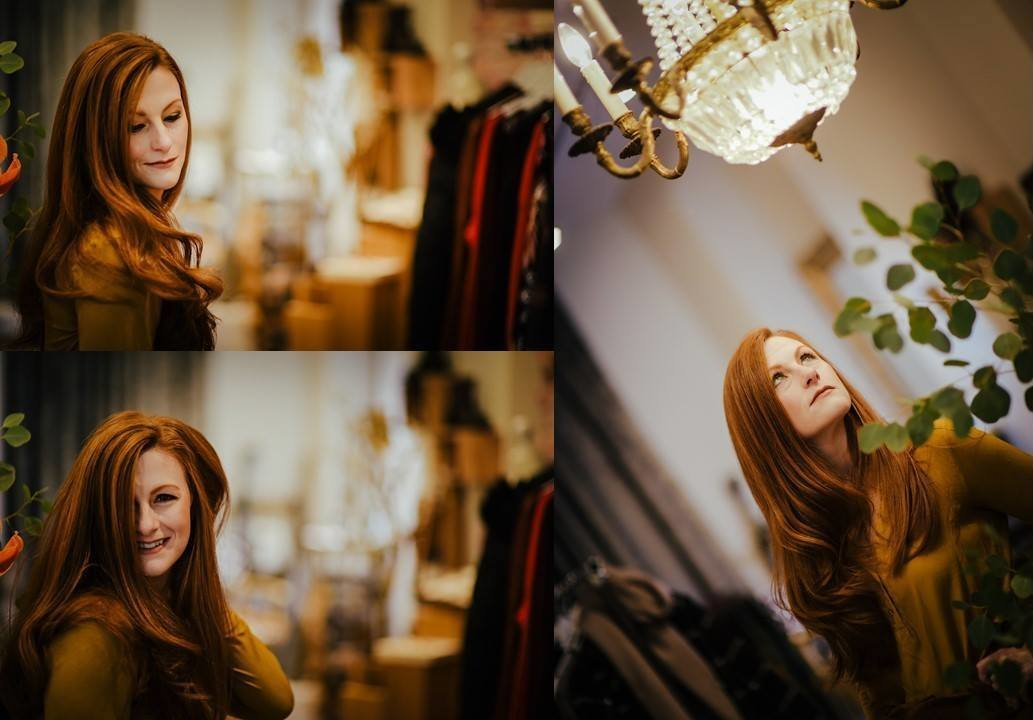 natalie setareh makeup artist red hair wiesbaden