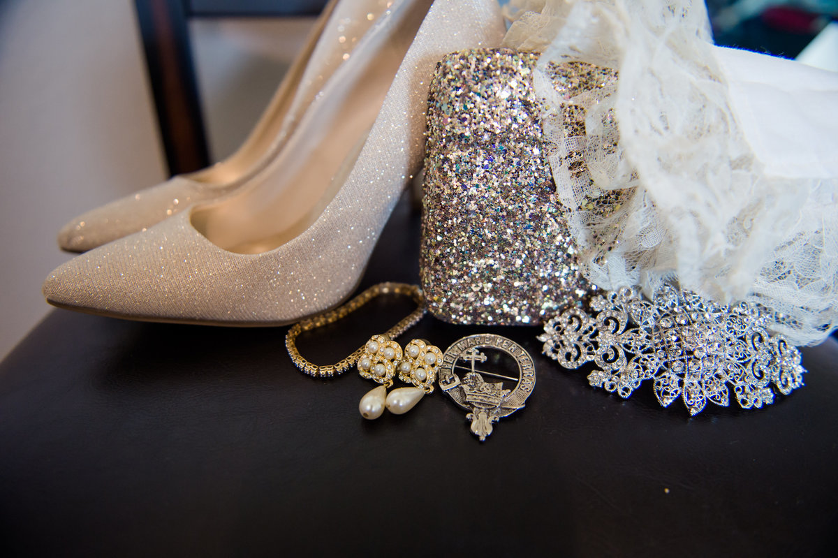 Bride's details by Brittany Barclay Photography