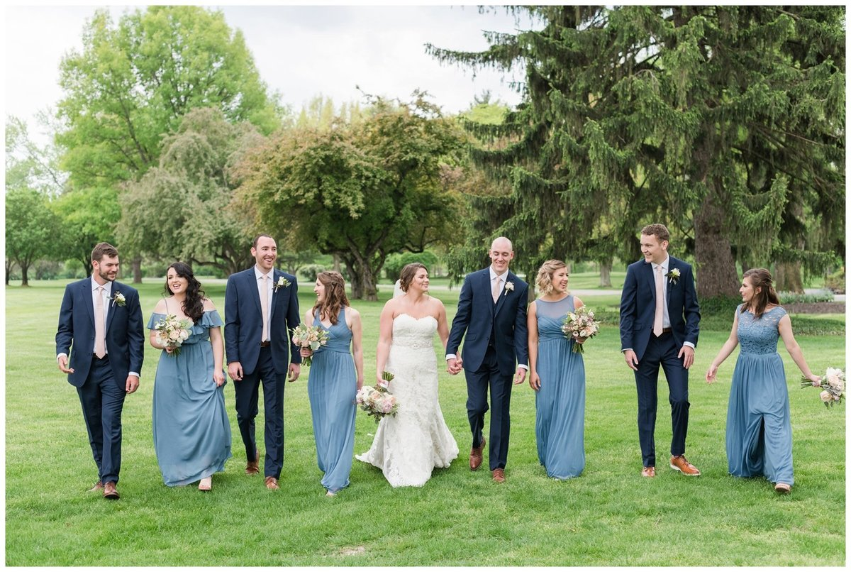 columbus ohio wedding photos brookside golf and country club outdoor wedding_0041